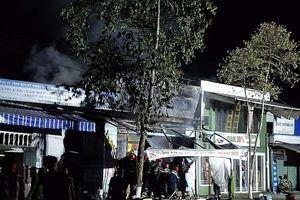 Ba người chết cháy trong cửa hàng kinh doanh xe máy điện