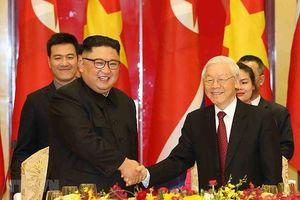 Tổng Bí thư, Chủ tịch nước Nguyễn Phú Trọng gửi điện mừng Triều Tiên
