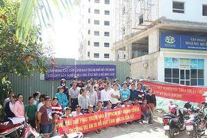 Dự án NƠXH 35 Hồ Học Lãm chậm tiến độ, Quỹ Phát triển Nhà ở TP.HCM bị phạt