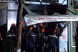 Thông tin mới nhất vụ cháy cửa hàng xe đạp điện ở Huế