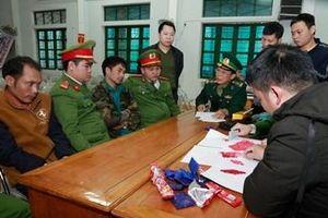 Huyện Hương Sơn mở đợt cao điểm tấn công trấn áp tội phạm