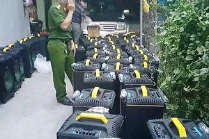 Vụ 1 tấn ma túy ở Nghệ An: Thêm nhiều tình tiết mới