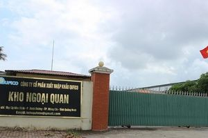 Thêm kho ngoại quan ở TP Móng Cái, Quảng Ninh