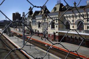 Quan chức Triều Tiên kiểm tra các biện pháp an ninh tại nhà ga Vladivostok