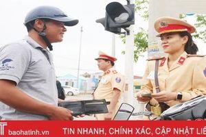 Cung cấp số điện thoại đường dây nóng đảm bảo ATGT dịp lễ 30/4 ở Hà Tĩnh