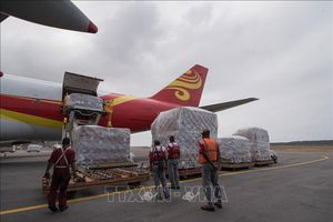 Hội Chữ Thập Đỏ bắt đầu phân phối viện trợ nhân đạo tại Venezuela
