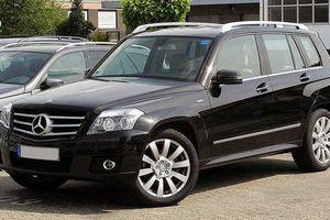Mercedes-Benz GLK vướng nghi vấn gian lận khí thải