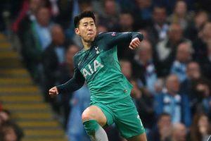 Lập kỷ lục khủng tại Champions League, Son Heung-min nói gì?