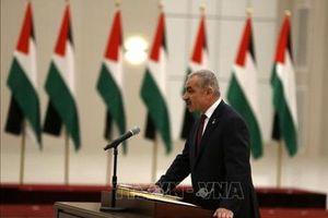 Thủ tướng Palestine cáo buộc Washington về chiến tranh tài chính