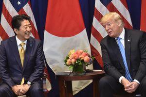 Mỹ - Nhật thảo luận về vấn đề thương mại và Triều Tiên