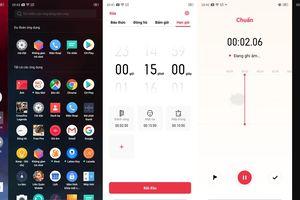 Thú vị với những tính năng mới của smartphone Realme 3