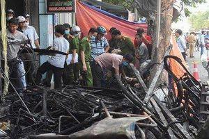 Lộ nguyên nhân vụ cháy cửa hàng khiến 3 người một nhà tử vong thương tâm