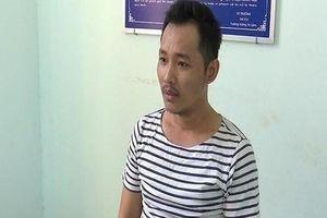 Bắt quả tang ca sĩ Hoàng Nghĩa đang bán ma túy