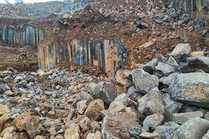 Đắk Nông: Thu hồi 3 giấy phép khai thác khoáng sản