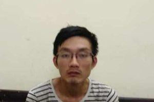 Trộm xe bất thành, kẻ trộm bỏ của chạy lấy người nhưng vẫn bị bắt