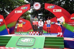 Giải đua xe đạp Cúp Truyền hình TP Hồ Chí Minh năm 2019: Tay đua Võ Thành An về nhất chặng 6 Đà Nẵng- Quảng Ngãi