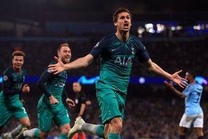 Tottenham loại Man City sau 90 phút nghẹt thở