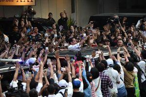 Tổng thống Indonesia kêu gọi người dân đoàn kết sau bầu cử