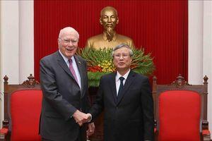 Đảng và Nhà nước Việt Nam coi trọng quan hệ với Hoa Kỳ