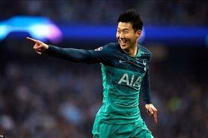 Son trở thành cầu thủ châu Á ghi nhiều bàn nhất tại UEFA Champions League