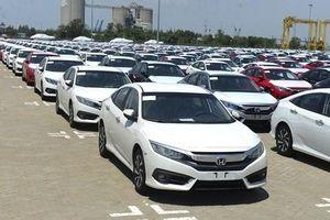 Quý I/2019, Việt Nam nhập khẩu hơn 39.000 ôtô nguyên chiếc