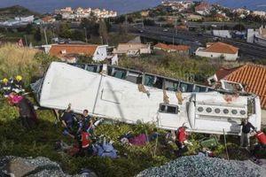 Bồ Đào Nha: Tai nạn xe buýt 29 người chết trên đảo Madeira