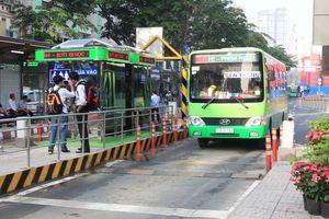 Giá vé xe buýt TP.HCM tăng thế nào từ ngày 1/5?