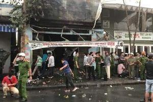 Vụ cháy nhà kinh doanh xe điện ở Huế: 3 người chết thương tâm