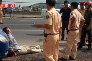 Toàn cảnh vụ tài xế xe 'điên' tông CSGT ở Vũng Tàu tử vong