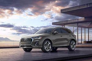 Audi Q3 2019 giá hơn 800 triệu đồng đổ bộ nước Mỹ