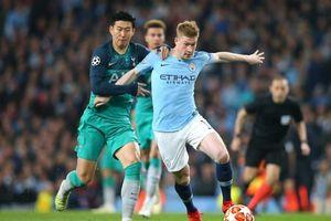 Tottenham tổn thất nặng nề sau chiến thắng 'nghẹt thở' trước Man City