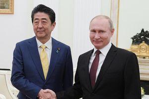Nhật Bản, Nga thúc đẩy ký kết Hiệp ước hòa bình song phương