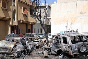 Chiến sự Libya không 'hạ nhiệt', số người thiệt mạng gia tăng