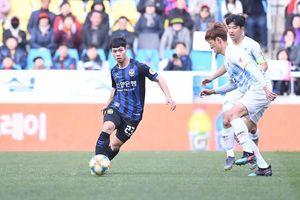 HLV Incheon United: Chưa tìm ra vị trí phù hợp, Công Phượng không đạt hiệu quả