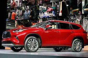 Highlander 2020, sự lựa chọn mới trong phân khúc SUV 3 chỗ