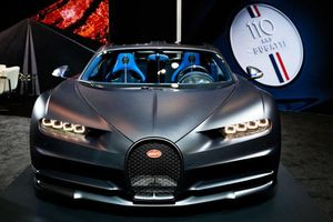 Bugatti ra mắt siêu phẩm phá vỡ mọi kỷ lục về tốc độ