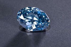 Botswana ra mắt siêu kim cương xanh đẹp 'gần như không tì vết'