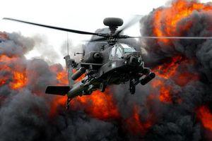 Nga 'giật mình' khi sát thủ diệt tăng Apache áp sát biên giới