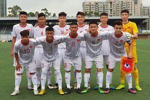 Quả 11m phút 89 giúp U18 Việt Nam thắng sát nút U18 Singapore