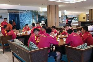 Chờ thầy trò HLV Hoàng Anh Tuấn lấy ba điểm đầu tiên