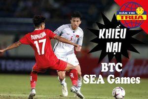 Khiếu nại bóng đá Việt Nam vào nhóm 4 SEA Games