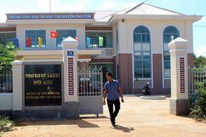 Bắt giam 1 cán bộ thanh tra huyện liên quan đến chi tiền sai