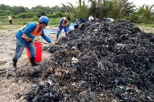 Khởi tố vụ chôn chất thải ở Bình Chánh