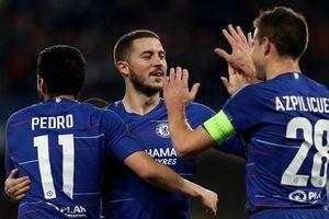 Vào bán kết Europa League, Chelsea lập kỷ lục cho bóng đá Anh