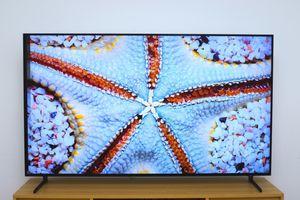 Chi tiết TV QLED 8K đầu tiên của Samsung ở Việt Nam