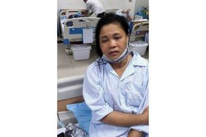 LD1952: Người phụ nữ mắc ung thư máu gồng gánh cả gia đình