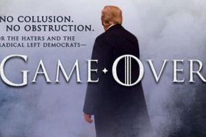 Ông Trump đắc thắng: Trò chơi đã kết thúc