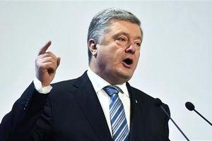 Ông Poroshenko biết trước sẽ thua cuộc?