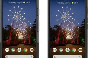 Pixel 3a và 3a XL lộ hình ảnh trước ngày ra mắt
