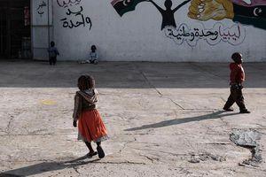 LHQ: 500 nghìn trẻ em bị ảnh hưởng bởi bạo lực leo thang ở Libya